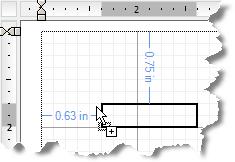 自动尺寸线(Dimension lines)