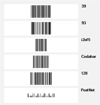BarCode for WPF